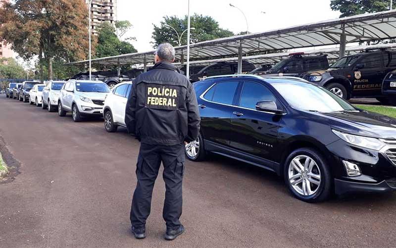 Polícia Federal faz operação contra fraudes no auxílio emergencial