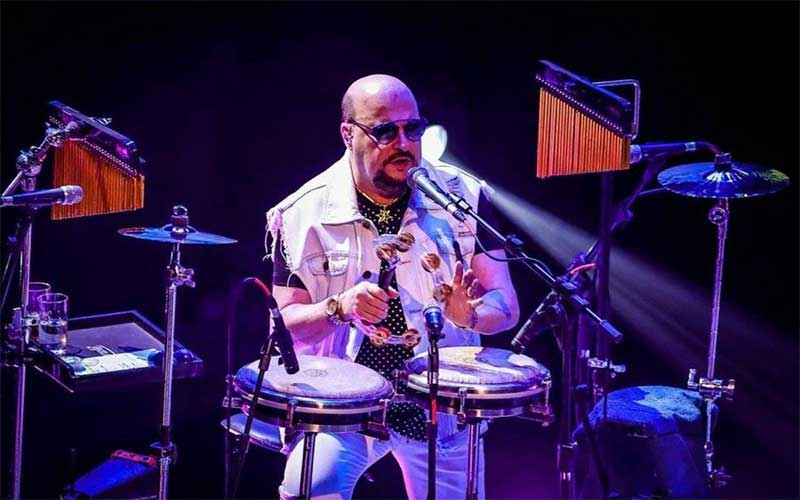 Morre no Rio Paulinho, vocalista do Roupa Nova