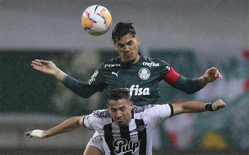 Libertadores: Palmeiras vence Libertad e está nas semifinais