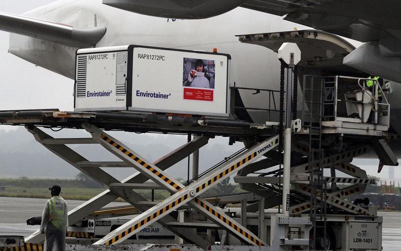 SP vai receber mais 5,6 mil litros de insumos da China para CoronaVac