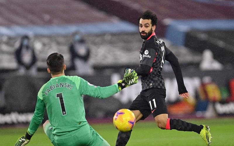 Klopp elogia faro de gol de Salah após marca histórica no Liverpool