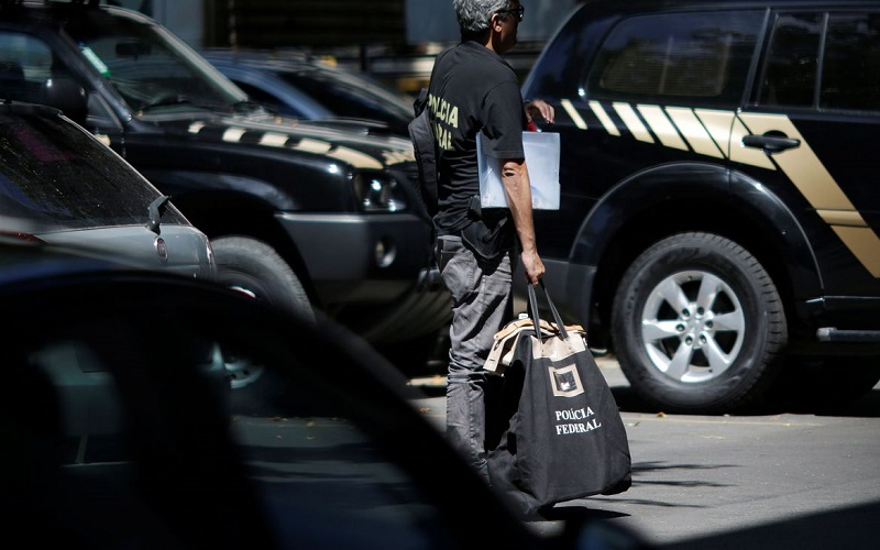 PF faz ação contra suspeitos de compra de votos em São Gonçalo