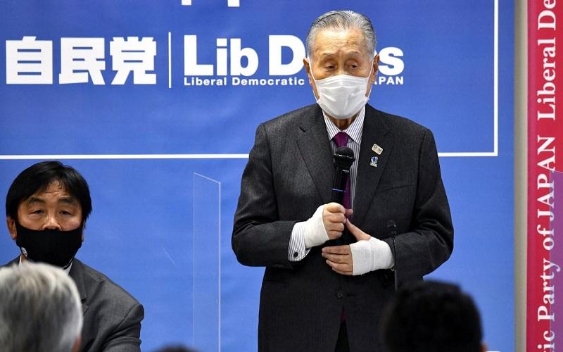 Yohiro Mori afirma que Jogos ocorrerão independentemente de pandemia