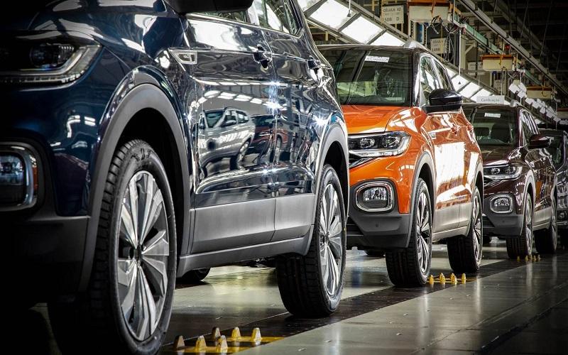 Venda de veículos automotores tem queda de 8,16% em janeiro