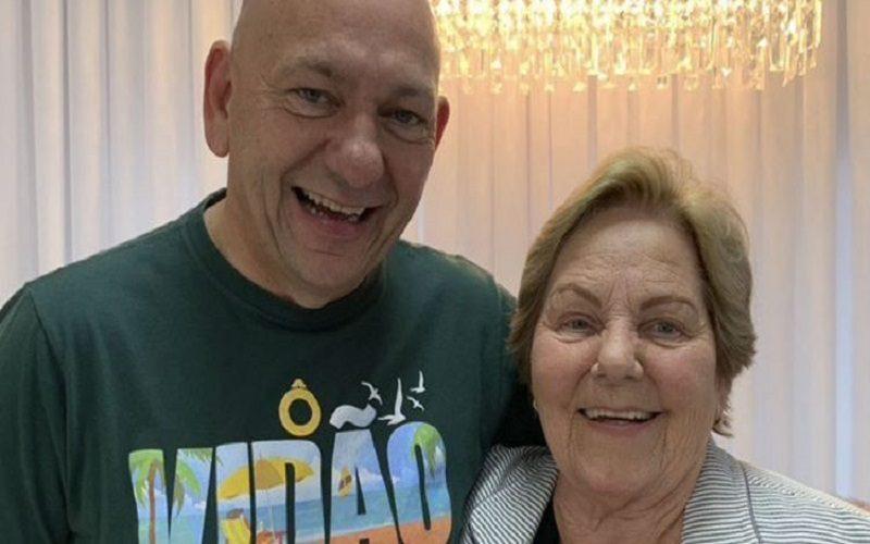 Mãe do empresário Luciano Hang, da Havan, morre em São Paulo após ter Covid-19
