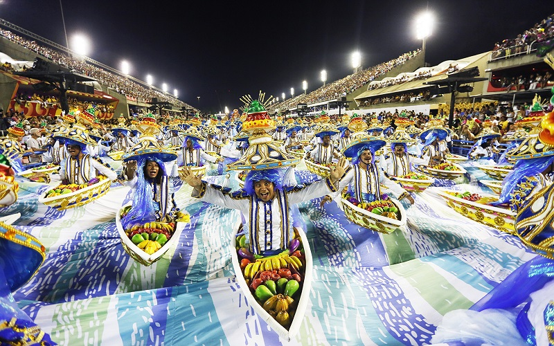 Prefeitura do Rio proíbe eventos de blocos e escolas de samba no carnaval