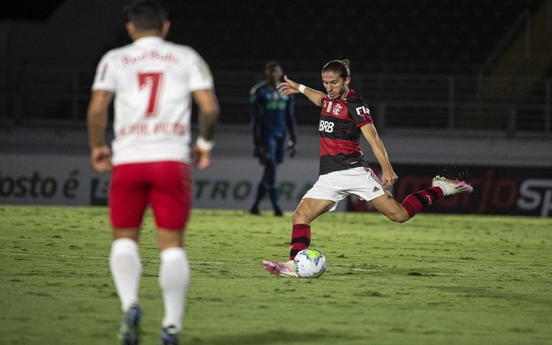 Empate com Bragantino frustra Flamengo, e Inter pode abrir distância