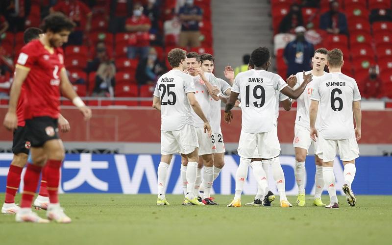 Lewandowski decide e Bayern está na final do Mundial de Clubes
