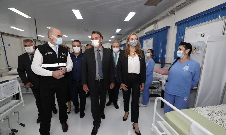 Bolsonaro visita hoje Chapecó, Foz do Iguaçu e São Paulo