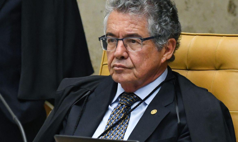 Publicado decreto que concede aposentaria a Marco Aurélio Mello